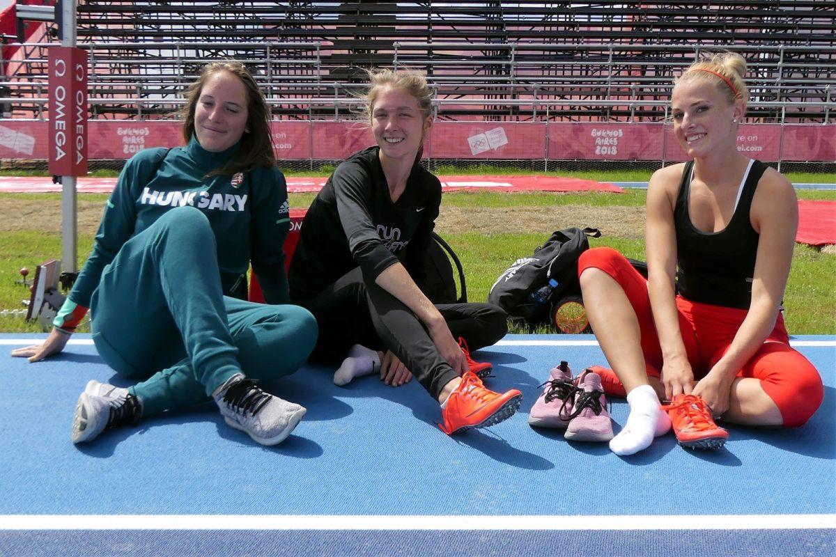 79f11f2a81 Megérkezett a magyar csapat Buenos Airesbe | Atletika.hu