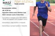 Az Év ifjúsági férfi atlétája: Nadj Levente