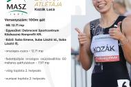 Az Év női atlétája: Kozák Luca