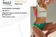 Az Év para atlétája: Ekler Luca