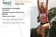 Az Év U23-as női atlétája: Farkas Petra