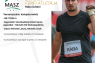 Az Év U23-as férfi atlétája: Rába Dániel