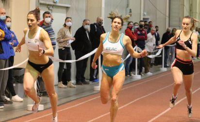 Csóti Jusztina, női 200 méter