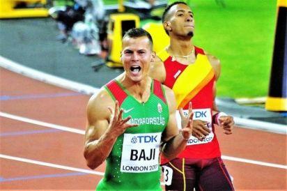 Baji Balázs bronzérmet szerzett a 2017-es londoni világbajnokságon, fotó/IB