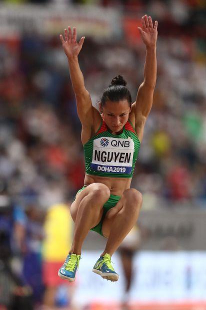 Nguyen Anasztázia