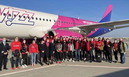 Indul a magyar atlétikai válogatott Turunba a 2021-es Fedettpályás Atlétikai Európa Bajnokságra