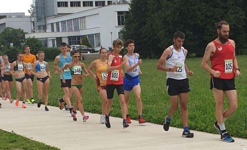 Banskobystrický chodecký míting Besztercebánya, 2020