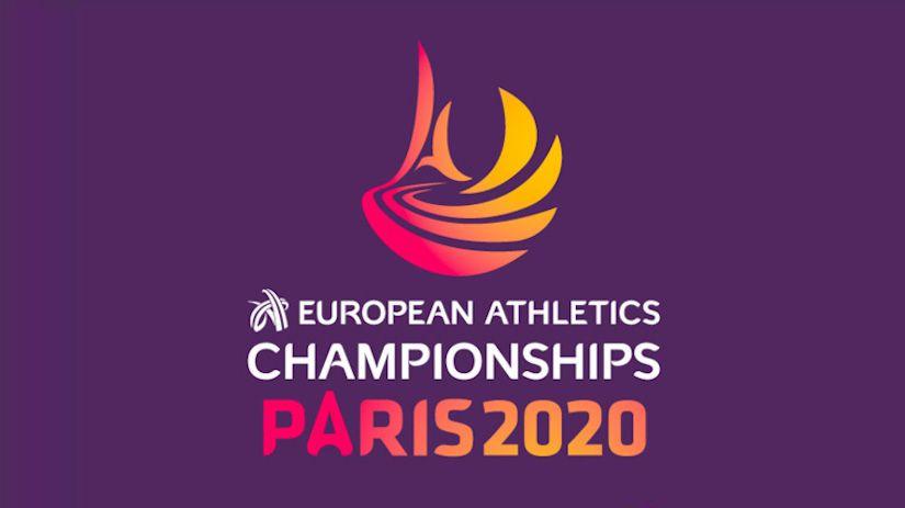 25. EA Atlétikai Európa-bajnokság Párizs, 2020