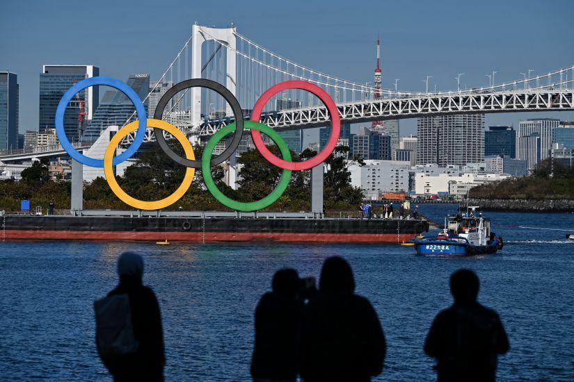 Tokió olimpia ötkarika