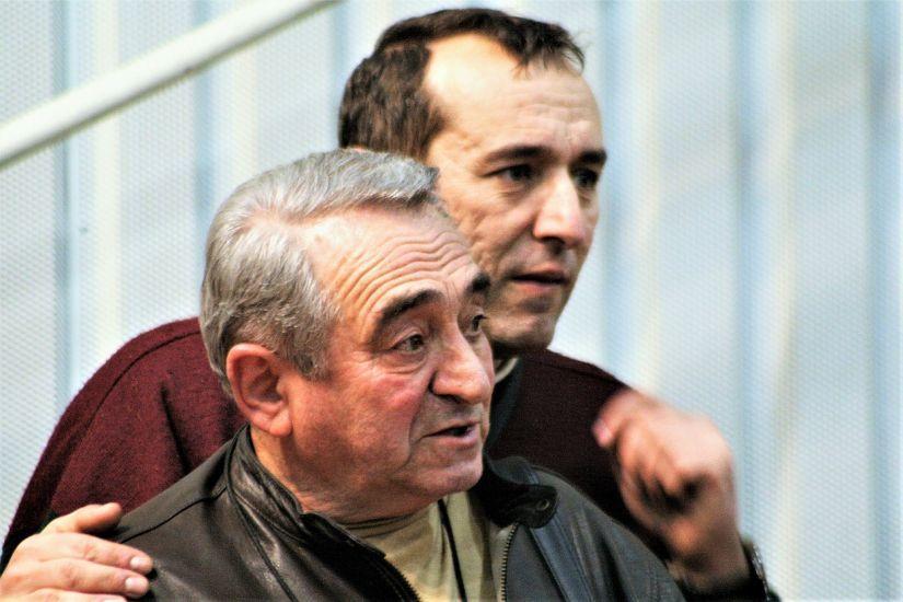 Idősebb és ifjabb Tomhauser István