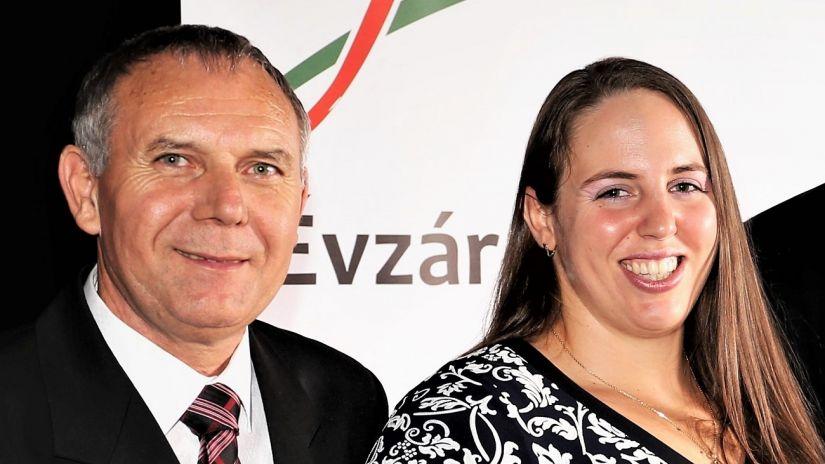 Márton Anita és Eperjesi László