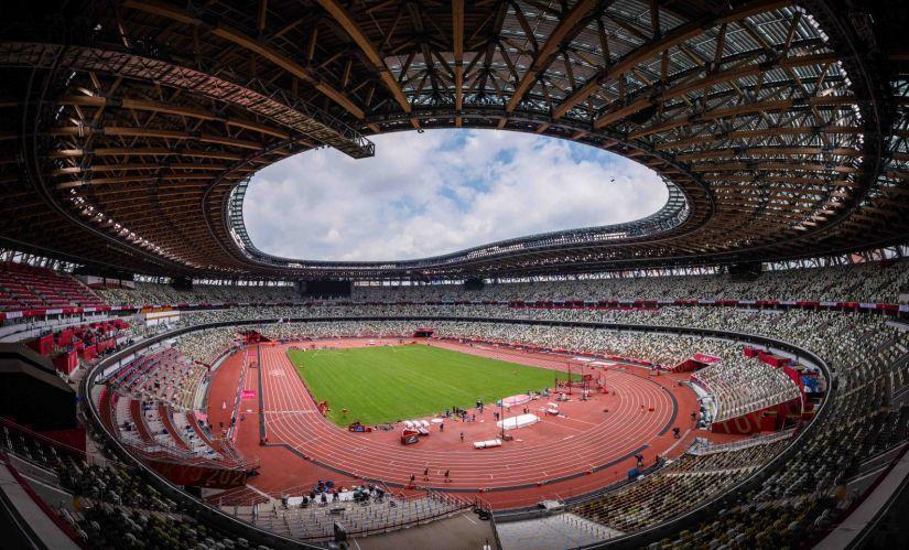 Tokyo 2020, Photo: World Athletics
