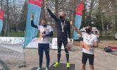 Erős Tibor, 100 kilométeres Ultrafutó Magyar Bajnok