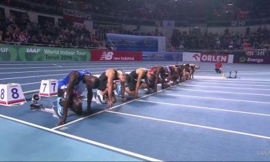 dr.Baji Balázs 60m gát döntő @ IAAF World Indoor Tour, Torun - 2019.02.06